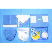EO Sterile SMMS Disposable Surgical Drapes for Hospital Angiography Surgery Manufactures