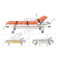 Low Position Emergency Rescue Ambulance Stretcher For Transport Patient In Ambulance Manufactures