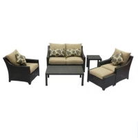 Buy cheap Easy Assemble Wicker Pe Rattan Garden Outdoor Furnitures from wholesalers