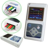 Buy cheap 3 Channels Holter Machine ECG EKG Holter System tlc9803 from wholesalers