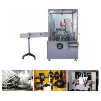 Cheap Auto AL / PL Blister / Bottle Vertical Cartoning Equipment With 120 Boxes / Minute for sale
