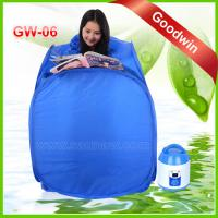 Family portable sauna GW-06 Manufactures