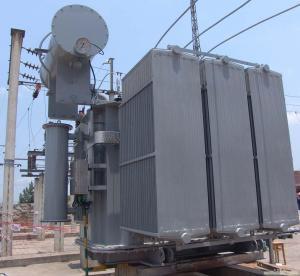 99kV 50kVA ~ 120,000kVA Oil Type Power Transformer Manufactures