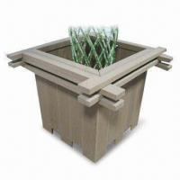 Plant Stand Made of 100% Recyclable, Eco-friendly Materials; Saving Forest Resources Manufactures