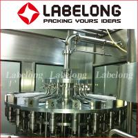8000BPH Automatic Fruit Juice PET Bottling Machine With High Efficiency Manufactures