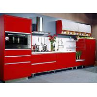 China lacquer kitchen cabinet on sale