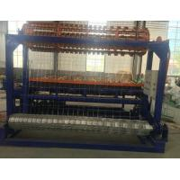 Buy cheap Hexagonal Wire Mesh Machine 1.2M * 100M Per Roll Fencing Wire Making Machine from wholesalers