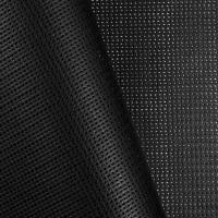 Black 9x9 Vinyl Coated Mesh Fabric - by the Yard Manufactures