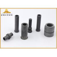 Durable Tungsten Carbide Sandblast Nozzles For Bridge Surface Cleaning Manufactures