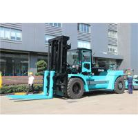 900mm Load Center 30 Ton Forklift , Container Big Forklift Trucks For Airports Manufactures