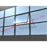 Quality Aluminum Frame Insulation Double Glass Curtain Wall For Commercial Office for sale