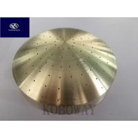 Custom Processing High Precision Machined Parts With Painting Polishing Anodizing Manufactures