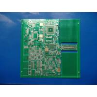 OEM Multilayer PCB high speed FR-4 Tg170 Immersion Gold For IP Audio Codec