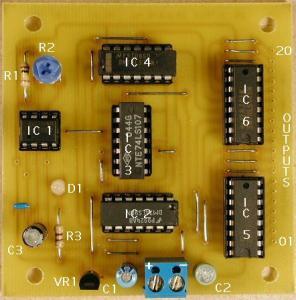 94v-0 Rigid Board Pcb Supplier Manufactures
