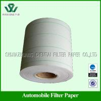 Wood Pulp Oil Filter Paper Manufactures