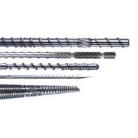 Buy cheap Pipe Twin Screw Extruder Parts , Injection Molding Screws And Barrels Even from wholesalers