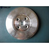 GT37 / GT40 GARRETT Turbo Assembly Back Plate , Supercharger Seal Plate Manufactures