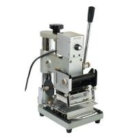 China Hot stamping machine(Credit card tipping machine) on sale
