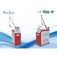 3 Wave length Q-switched nd yag laser tattoo removal machine CE approved !! Manufactures