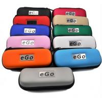 Convenient e-cigarett ego carrying case with high quality Manufactures