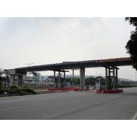 Industrial H Section Steel Framed Structures Pedestrian Overcrossing