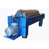 Industrial Scale Horizontal Separator - Centrifuge for Wastewater Dewatering Manufactures