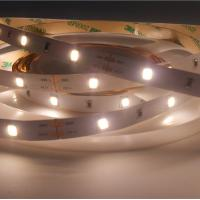Indoor white IP20 Epistar Flex led Strip light 30leds/m Natural white led Strips for home Manufactures