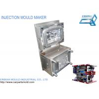 Custom Made Home Appliance Mould Plastic Injection Mold For Wihte Goods Manufactures