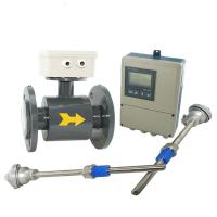 IP65 / IP67 / IP68 Divided Type Electromagnetic Flow Meter in High temperature Manufactures