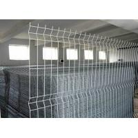 Professional Welded Wire Garden Mesh Fencing Panels Hot Dipped Galvanized Manufactures