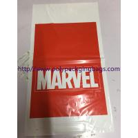 European  / American PE children 's Toy Packaging Poly Bags  Customized Size Manufactures