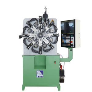 China High Speed CNC Spring Machine , 0.2 - 2.3mm Wire Spring Making Machine on sale