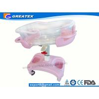 New Born ABS Baby Cribs For Hospital , Infant Hospital bed for baby ( GT-BB2310A ) Manufactures