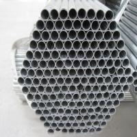 "China factory exporter manufacturer 1/2""-8"" pre galvanized steel pipe usd for fence Manufactures"