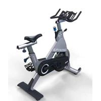 Commercial Training  Home Gym Bike Equipment , Spinning Exercise Bike 20kg 30kg Manufactures