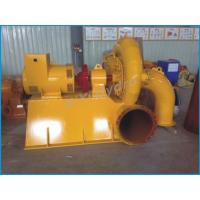 Cheap 125KW To 500KW Francis Hydro Turbine 25 Meter Water Head / Small Hydro Turbine for sale