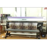 Dual KCMY Sublimation mimaki fabric printer , flag printing machine