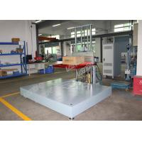 China ISTA Standard Heavy Free Fall Lab Drop Tester For Box Package Drop Testing on sale