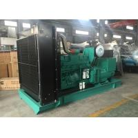 Quality Green Commercial Emergency Power Generator With Stamford Alternator for sale