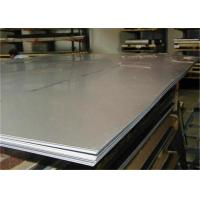 Hot Rolled Stainless Steel Plate S31254 F44 1.4547 254SMo stainless steel sheet Manufactures