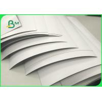 350gsm 400gsm C1S Coated Duplex Board White Surface Grey Back For Boxes Manufactures