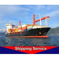 Professional LCL Sea Freight Forwarder China Shenzhen To Europe Hamburg Manufactures