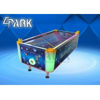 Medium size Classic Air Hockey Ticket Redemption Game Machine For Supermarket Manufactures