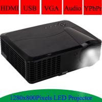 On Sale Digital HDMI Projector Built In TV Tuner Good Quality For Home Cinema Using Manufactures
