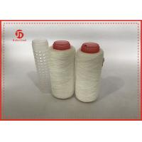 Cheap Plastic Tube 100% Ring Spun Polyester Yarn 20s/2 30s/2 40s/2 for sale