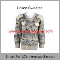 Wholesale Cheap China Army Digital Desert Camouflage Police Pullover