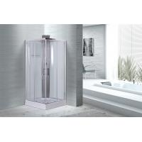 White silding simple 900 x 900 x 2170 Square  cabin shower cabin , CE Certificated