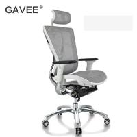 Breathable Strong High Back Ergonomic Chair , Rolling Conference Room Chairs Manufactures