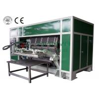 Cheap Stable Full Automatic Waste Newspaper Egg Tray Machine for Egg Box Forming for sale