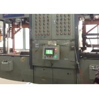 GPPS PP Blister Vacuum Forming Molding Machine Vertical With Durable Furnace Manufactures